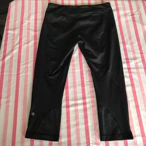 Lululemon athletica crops size 10